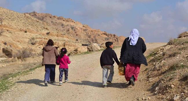 """هیومان ڕایتس وۆچ هەرێمی كوردستان بە """"دەركردنی"""" چەند خێزانێكی ئێزدی تۆمەتبار دەكات"""