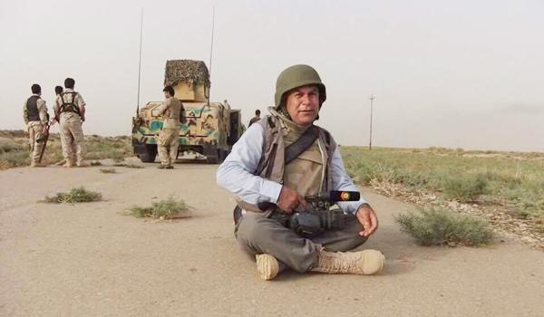 چیرۆكی دواشەوی وێنەگرەكەی كوردستان تیڤی لە داقوق