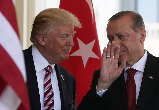 Kurds claim Trump sold Rojava to Erdogan