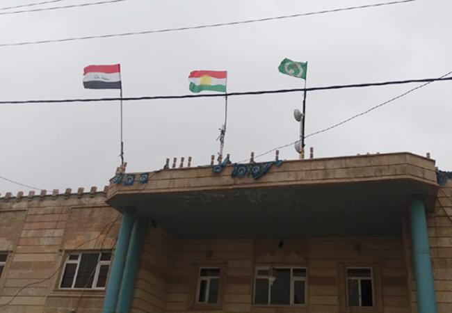 یەكێتی ئاڵای كوردستان لە كەركوك دادەگرێت؟