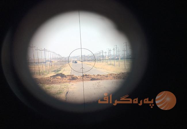 داعش لێرەیە؛ خەڵكی ئەو گوندانەی هاوسنوری داعشن خۆیان پارێزگاریی لە خۆیان دەكەن