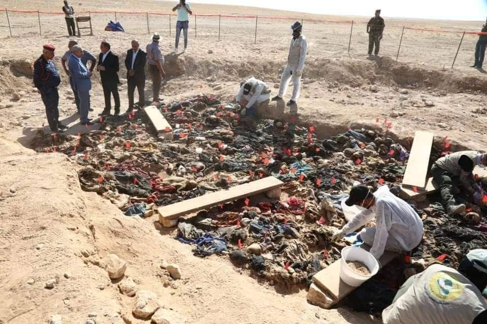 Anfal victims massacred in exile are now being buried without identification