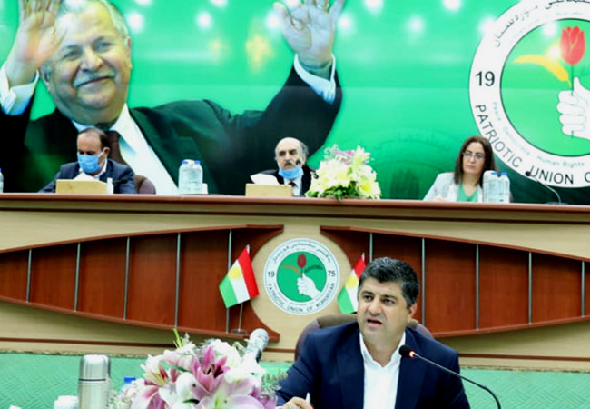 Lahur's maneuver in the next 30 days; what is happening inside PUK?
