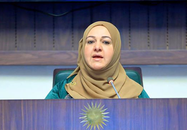 سەرۆكی پەرلەمانی كوردستان: خەتای منە، من بەرپرسم، من داوای لێبوردن دەكەم