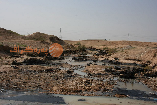 Hundreds of KRG's oil refineries threaten the environment and people's health