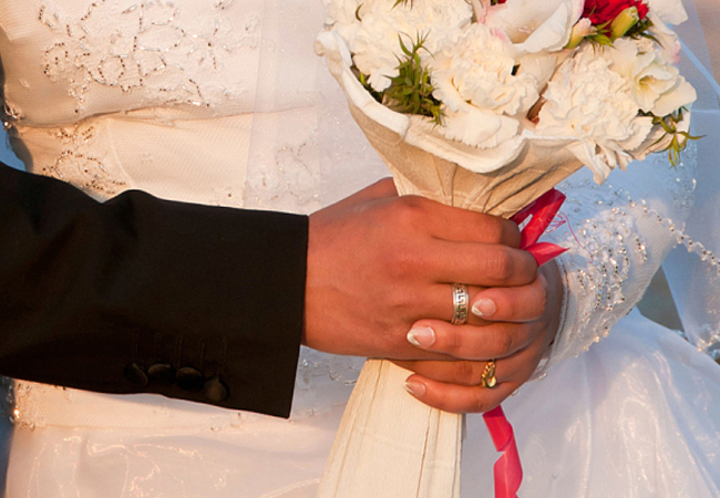 Kurdish men marry second-wife in Kirkuk