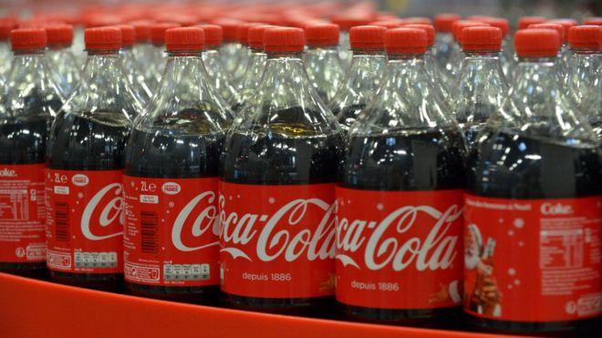 كۆكاكۆلا بۆ یەكەم جار ئاستی بەكارهێنانی ساڵانەی پلاستیكی ئاشكرا كرد